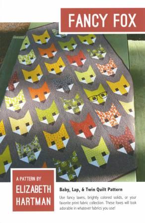 Mönster Fancy Fox