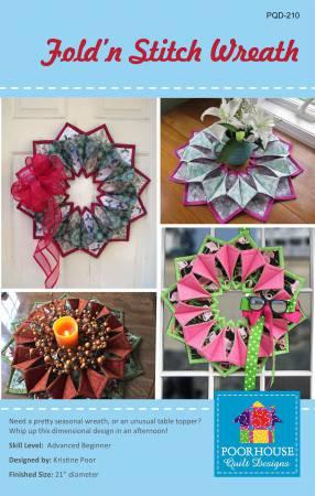 Fold´n Stitch Wreath