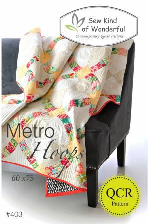 Mönster Metro Hoops