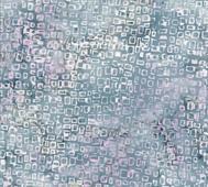Batik Fyrkanter Grå