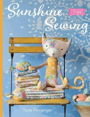 Bok Tilda Sunshine Sewing