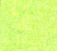 Batik Fyrkanter Lime