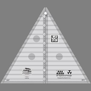 """Creative Grids Triangel 60 gr 8"""""""