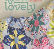 Bok Quilt Lovely Beställningsvara!