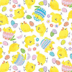Kycklingar och ägg.