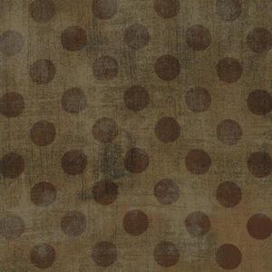 Grunge Spots Brun