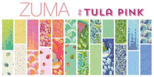 Tula Pink Zuma  Fat Quarter