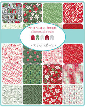 Merry Merry Candy Pack 2½""