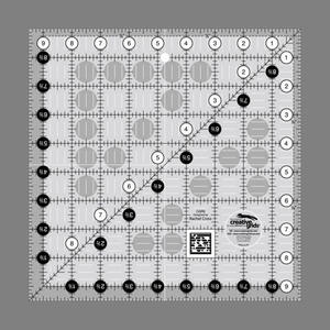 Linjal Creative Grids 9½ x 9½ Inch