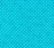 Moda Essential Dots Turquoise