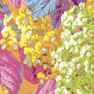 Philip Jacobs Horse Chestnut Yellow