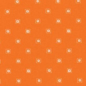 Lecien Orange Fyrkanter