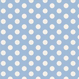 Tilda Medium Dot Blue