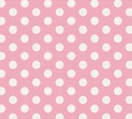 Tilda Medium Dot Pink