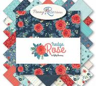 Rose Hedge  Charm Pack 5""