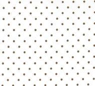 Moda Essential Dots Vit/Cocoa