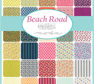 Beach Road Layer Cake 10""