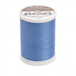Sulky Cotton 30 Dusty Blå