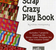 Scrap Crazy Play Book 8""