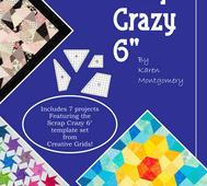 """Scrap Crazy  6"""" Bok"""