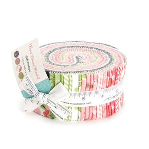 Olive´s Flower Market Jelly Roll 2½""