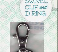 Karbinhake och D-ring
