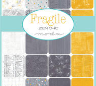 Fragile Charm Pack 5""