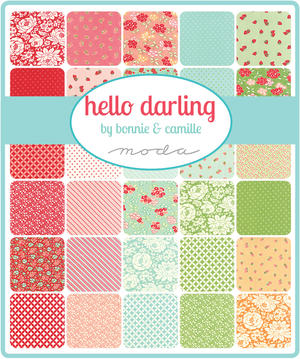 Moda Hello Darling Candy Pack 2½""