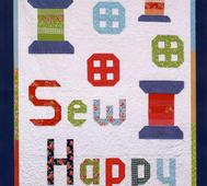 Mönster Sew Happy