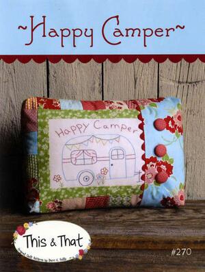 Mönster Happy Camper