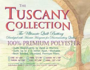 Hobbs Tuscany Polyester 244 x 274 cm