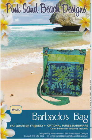 Mönster Barbados Bag