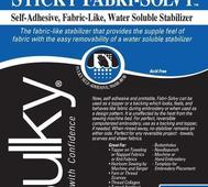 Sticky Fabri Solvy