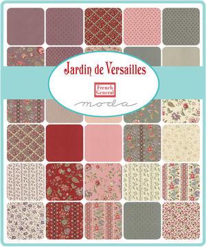 "Jardin de Versailles Charm Pack 5"""
