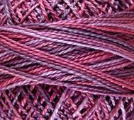 Handfärgat Garn Rosa/Lila