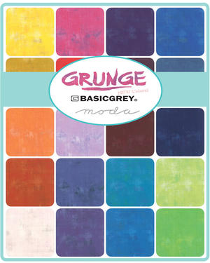 Grunge Jelly Roll 2½""