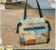 Mönster Hamptons Handbag
